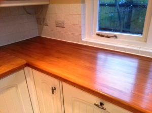 Kitchen surface